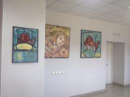 Выставка картин Ольги Фроловой --1809969658