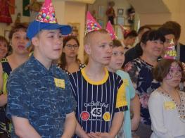 В Уфе прошел «Добрый день рождения» для весенних именинников--127345622