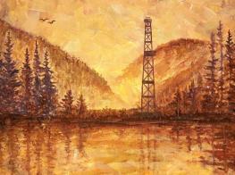 С Днём нефтяника!--458234090